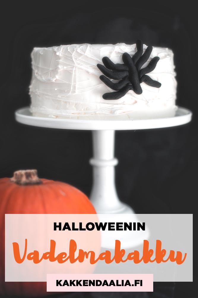 Lapsille ja lapsenmielisille amerikkalaiseen koristeluohjeeseen perustuva kunnioitusta herättävä kakku. Saattaa myös herättää myös siivoamiseen liittyviä tunteita.