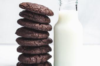 Triple chocolate chip cookies on kaksin eikun kolmin verroin parempaa.